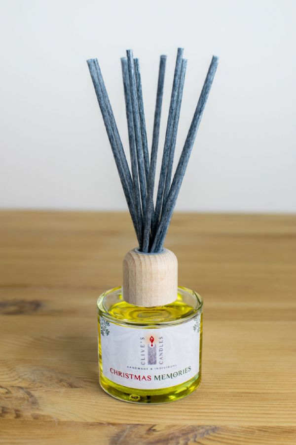 Christmas Memories | Orange, Lemon & Christmas Spices Reed Diffuser